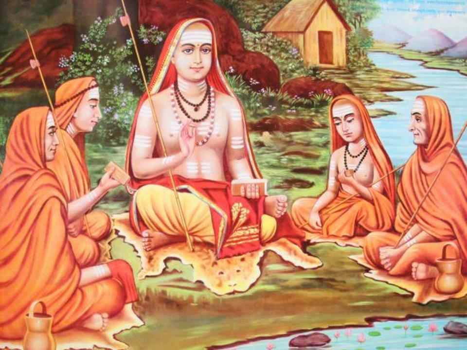 shankaracharya life history